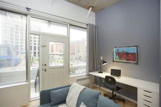 Photo 7: 208 10024 JASPER Avenue in Edmonton: Zone 12 Condo for sale : MLS®# E4169127