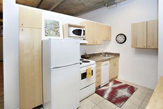 Photo 3: 208 10024 JASPER Avenue in Edmonton: Zone 12 Condo for sale : MLS®# E4169127