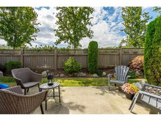 "Photo 20: 34 2525 YALE Court in Abbotsford: Abbotsford East Townhouse for sale in ""Yale Court"" : MLS®# R2396548"
