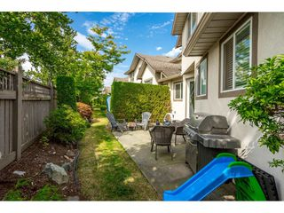 "Photo 18: 34 2525 YALE Court in Abbotsford: Abbotsford East Townhouse for sale in ""Yale Court"" : MLS®# R2396548"