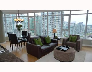 "Photo 2: 1904 1233 CORDOVA Street in Vancouver: Coal Harbour Condo for sale in ""CARINA"" (Vancouver West)  : MLS®# V781419"