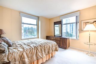 "Photo 15: 703 567 LONSDALE Avenue in North Vancouver: Lower Lonsdale Condo for sale in ""The Camelia"" : MLS®# R2442781"