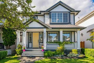 "Main Photo: 18461 65 Avenue in Surrey: Cloverdale BC House for sale in ""Clover Valley Station"" (Cloverdale)  : MLS®# R2458048"