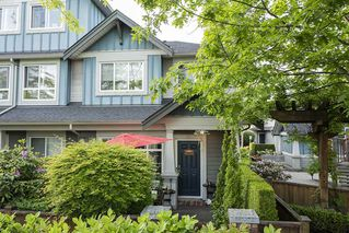 Main Photo: 11 11393 STEVESTON Highway in Richmond: Ironwood Townhouse for sale : MLS®# R2459588