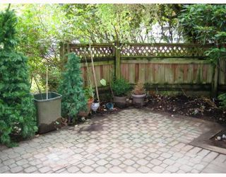 """Photo 8: 101 5695 CHAFFEY Avenue in Burnaby: Central Park BS Condo for sale in """"DURHAM PLACE"""" (Burnaby South)  : MLS®# V802745"""
