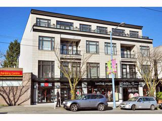 "Photo 10: 301 4479 W 10TH Avenue in Vancouver: Point Grey Condo for sale in ""THE AVENUE"" (Vancouver West)  : MLS®# V814674"