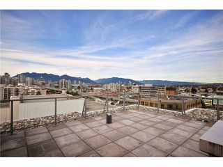 "Photo 7: PH1 587 W 7TH Avenue in Vancouver: Fairview VW Condo for sale in ""AFFINITI"" (Vancouver West)  : MLS®# V848566"