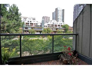 """Photo 6: 510 1040 PACIFIC Street in Vancouver: West End VW Condo for sale in """"CHELSEA TERRACE"""" (Vancouver West)  : MLS®# V849048"""