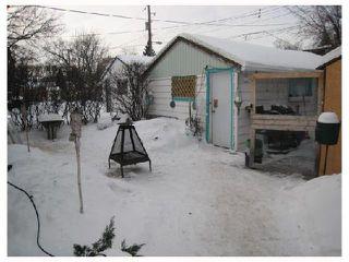Photo 9: 540 HARROW Street in WINNIPEG: Fort Rouge / Crescentwood / Riverview Residential for sale (South Winnipeg)  : MLS®# 2801314