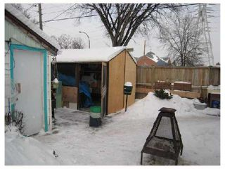 Photo 8: 540 HARROW Street in WINNIPEG: Fort Rouge / Crescentwood / Riverview Residential for sale (South Winnipeg)  : MLS®# 2801314