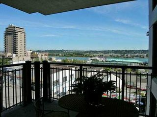 """Photo 7: 813 AGNES Street in New Westminster: Downtown NW Condo for sale in """"News"""" : MLS®# V608804"""