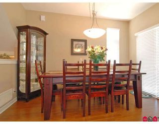 "Photo 5: 19 20120 68TH Avenue in Langley: Willoughby Heights Townhouse for sale in ""THE OAKS"" : MLS®# F2819871"