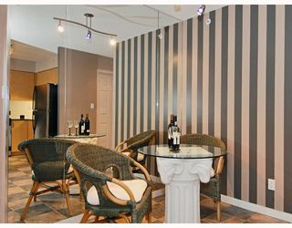 """Photo 5: 2309 63 KEEFER Place in Vancouver: Downtown VW Condo for sale in """"EUROPA"""" (Vancouver West)  : MLS®# V747245"""