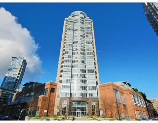 "Photo 1: 2309 63 KEEFER Place in Vancouver: Downtown VW Condo for sale in ""EUROPA"" (Vancouver West)  : MLS®# V747245"