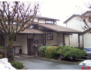 "Photo 2: 16 33361 WREN Crescent in Abbotsford: Central Abbotsford Townhouse for sale in ""SHERWOOD HILLS"" : MLS®# F2900637"
