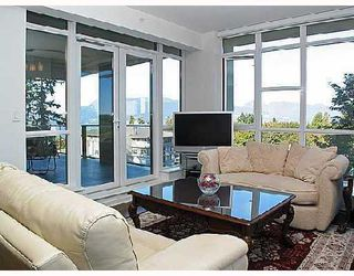 "Photo 4: 703 5989 WALTER GAGE Road in Vancouver: University VW Condo for sale in ""CORUS"" (Vancouver West)  : MLS®# V753867"