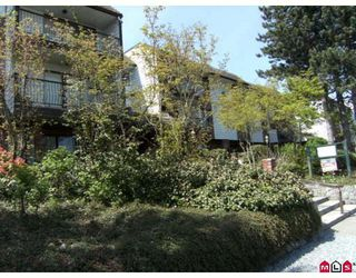 "Photo 1: 207 7473 140TH Street in Surrey: East Newton Condo for sale in ""GLENCOE ESTATES"" : MLS®# F2909668"