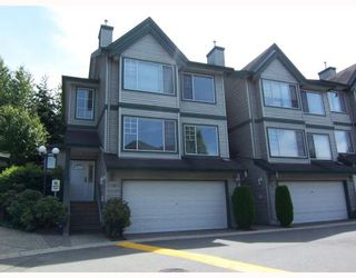 "Photo 1: 34 7465 MULBERRY Place in Burnaby: The Crest Townhouse for sale in ""SUNRIDGE"" (Burnaby East)  : MLS®# V775314"