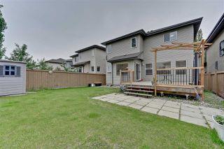Photo 28: 661 HODGSON Road in Edmonton: Zone 14 House for sale : MLS®# E4165478