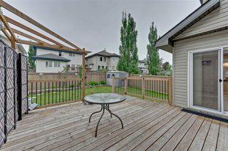 Photo 26: 661 HODGSON Road in Edmonton: Zone 14 House for sale : MLS®# E4165478