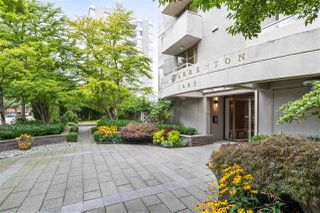 "Photo 2: 502 1405 W 12TH Avenue in Vancouver: Fairview VW Condo for sale in ""The Warrenton"" (Vancouver West)  : MLS®# R2403891"