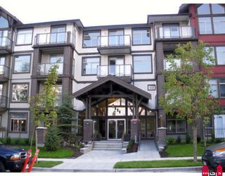 "Photo 1: 219 15388 101ST Avenue in Surrey: Guildford Condo for sale in ""ESCADA"" (North Surrey)  : MLS®# F2917980"