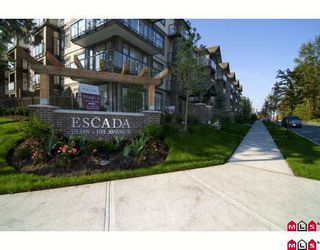 "Photo 2: 219 15388 101ST Avenue in Surrey: Guildford Condo for sale in ""ESCADA"" (North Surrey)  : MLS®# F2917980"