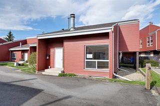 Photo 1: 615 MILLBOURNE Road E in Edmonton: Zone 29 Townhouse for sale : MLS®# E4197493