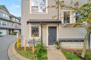 """Photo 3: 38 8737 161 Street in Surrey: Fleetwood Tynehead Townhouse for sale in """"Boardwalk"""" : MLS®# R2509435"""