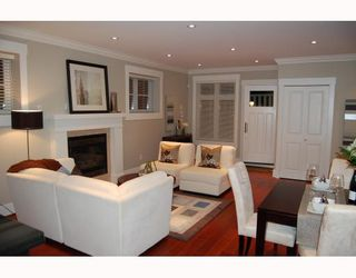 """Photo 2: 112 W 13TH Avenue in Vancouver: Mount Pleasant VW Townhouse for sale in """"MOUNT PLEASANT WEST"""" (Vancouver West)  : MLS®# V802531"""