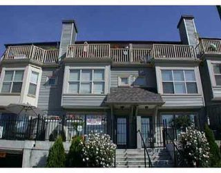 """Photo 1: 4 3737 PENDER Street in Burnaby: Willingdon Heights Townhouse for sale in """"THE TWENTY"""" (Burnaby North)  : MLS®# V807857"""