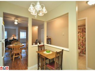 """Photo 8: 108 20189 54TH Avenue in Langley: Langley City Condo for sale in """"Catalina Gardens"""" : MLS®# F1025178"""