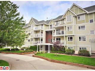 """Photo 1: 108 20189 54TH Avenue in Langley: Langley City Condo for sale in """"Catalina Gardens"""" : MLS®# F1025178"""