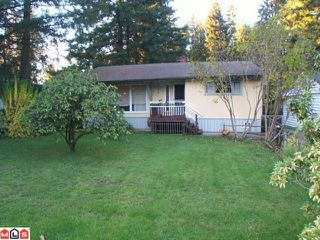 Photo 2: 13337 62ND Avenue in Surrey: Panorama Ridge House for sale : MLS®# F1028208