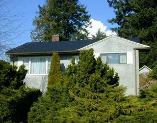 Photo 1: 6089 CARSON ST in Burnaby: South Slope House for sale (Burnaby South)  : MLS®# V576441