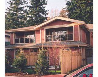 """Photo 8: 1 14921 THRIFT AV: White Rock Townhouse for sale in """"Nicole Place"""" (South Surrey White Rock)  : MLS®# F2513931"""