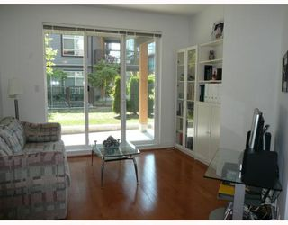 "Photo 4: 122 6033 KATSURA Street in Richmond: McLennan North Condo for sale in ""RED I"" : MLS®# V779371"