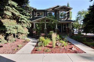 Photo 2: 9504 86 Avenue in Edmonton: Zone 18 House Half Duplex for sale : MLS®# E4172512