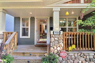 Photo 3: 9504 86 Avenue in Edmonton: Zone 18 House Half Duplex for sale : MLS®# E4172512