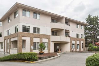 "Photo 1: 102 19130 FORD Road in Pitt Meadows: Central Meadows Condo for sale in ""BEACON SQUARE"" : MLS®# R2413360"