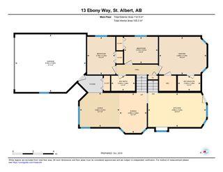 Photo 29: 13 EBONY Way: St. Albert House for sale : MLS®# E4177597