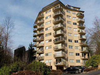 Photo 1: 605 1930 MARINE Drive in West Vancouver: Home for sale : MLS®# V1100542