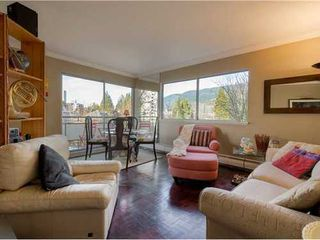 Photo 2: 605 1930 MARINE Drive in West Vancouver: Home for sale : MLS®# V1100542