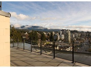 Photo 20: 605 1930 MARINE Drive in West Vancouver: Home for sale : MLS®# V1100542