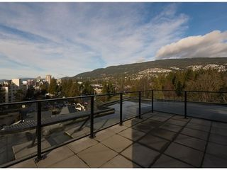 Photo 19: 605 1930 MARINE Drive in West Vancouver: Home for sale : MLS®# V1100542