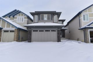 Photo 1: 1306 AINSLIE Wynd in Edmonton: Zone 56 House for sale : MLS®# E4183757