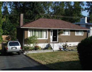 Photo 1: 3175 NOEL Drive in Burnaby: Sullivan Heights House for sale (Burnaby North)  : MLS®# V781928