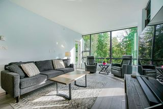 """Photo 2: 306 301 CAPILANO Road in Port Moody: Port Moody Centre Condo for sale in """"THE RESIDENCES"""" : MLS®# R2438705"""