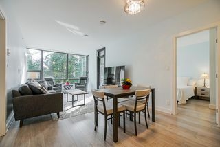 """Photo 4: 306 301 CAPILANO Road in Port Moody: Port Moody Centre Condo for sale in """"THE RESIDENCES"""" : MLS®# R2438705"""