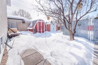 Photo 28: 312 Le Maire Street in Winnipeg: Grandmont Park Residential for sale (1Q)  : MLS®# 202005884